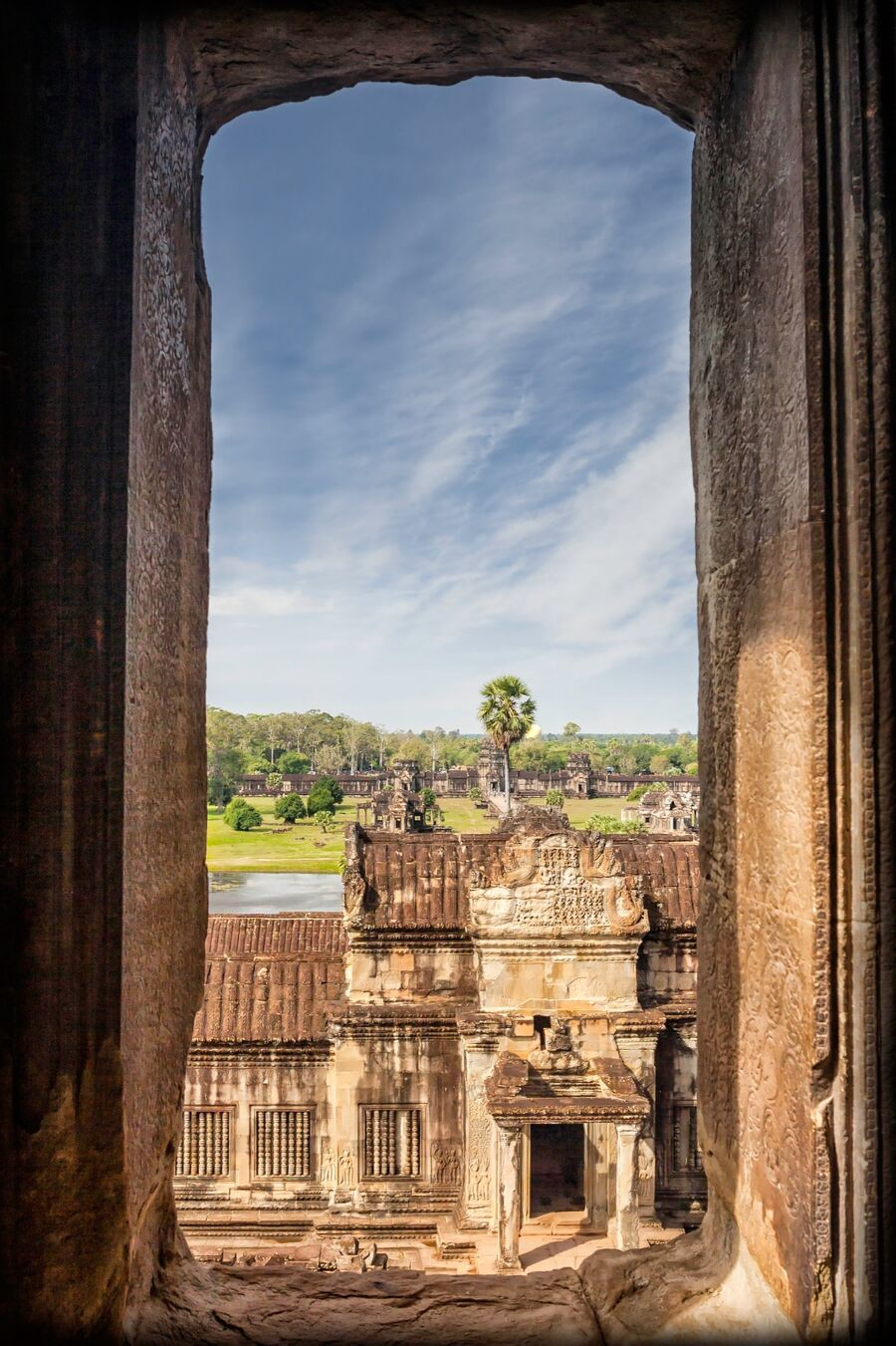 View from Angkor