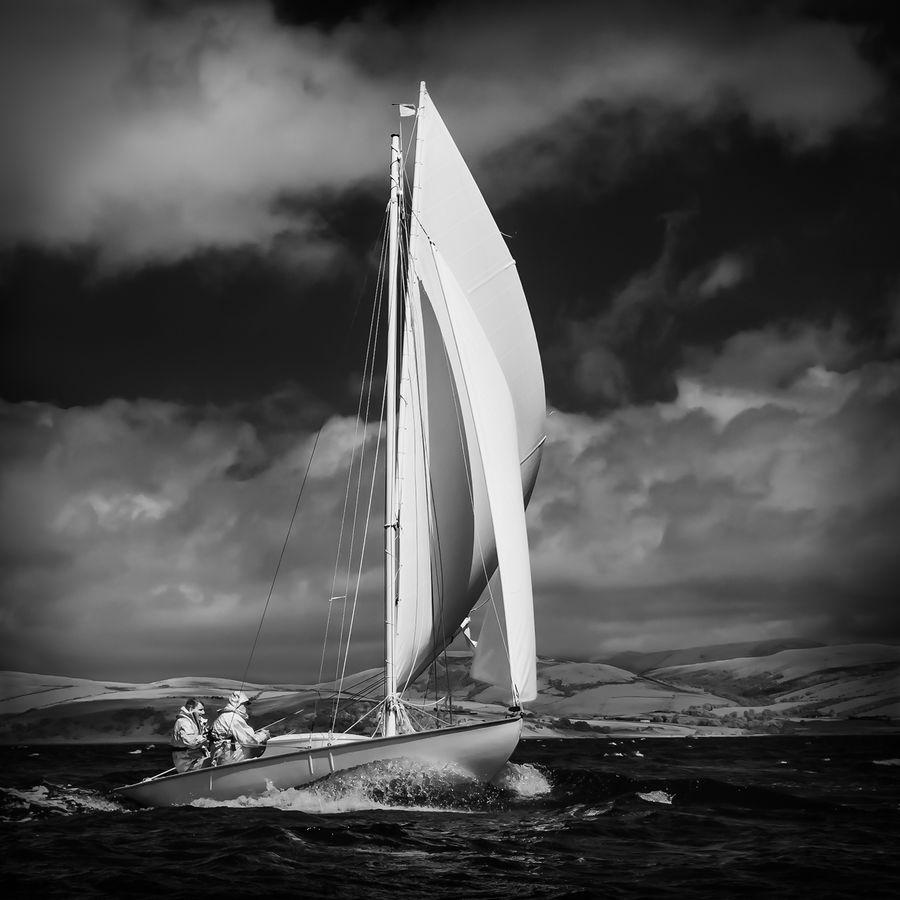 Fyfe Yacht