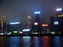 Hong Kong island at night.0138DHK