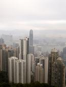 Hong Kong and Kowloon from Victoria Peak.0150DHK