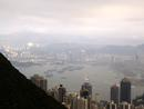 Kowloon from Victoria Peak,Hong Kong.0154DHK