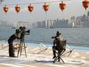 The Avenue of Stars,Kowloon,Hong Kong.0212DHK