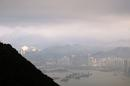 Kowloon in the mist from Victoria Peak,Hong Kong.0232DHK