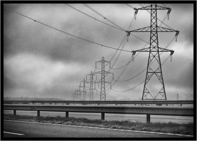 Barriers and Pylons