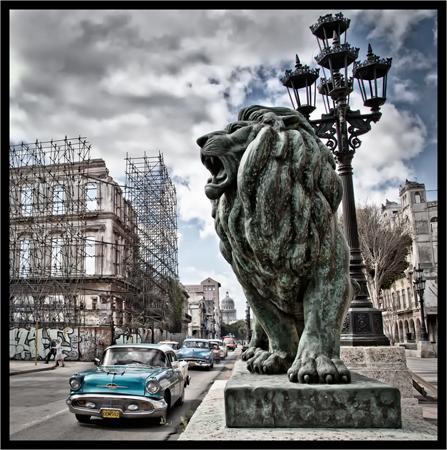 THE LION OF CUBA