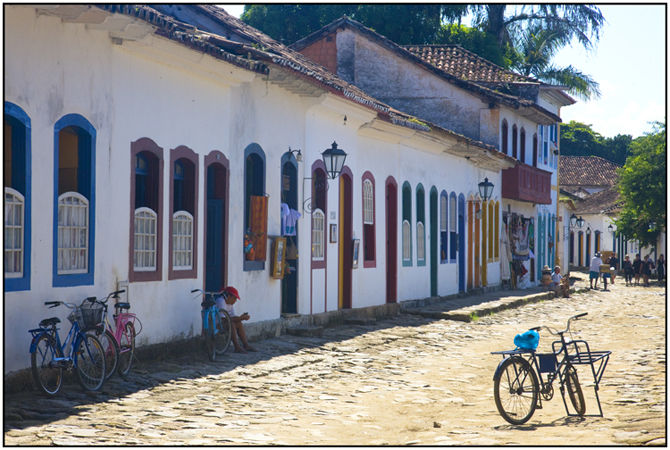 Bicycle in Brazil