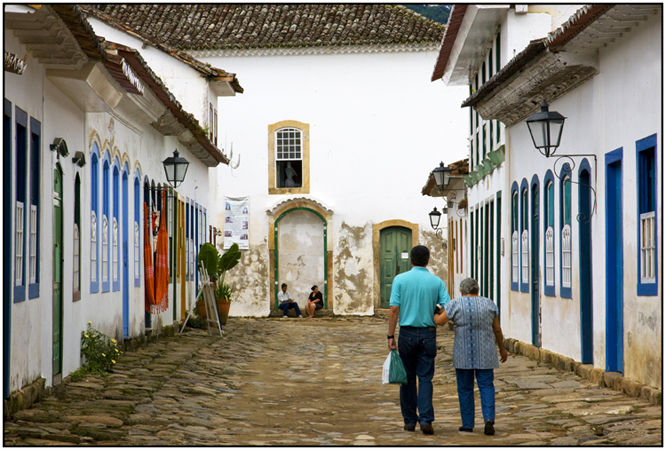 Life in Paraty