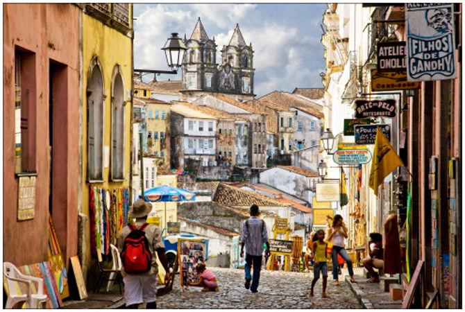 Historic Salvador