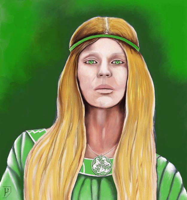 Eowyn, Lady of the Shield-arm