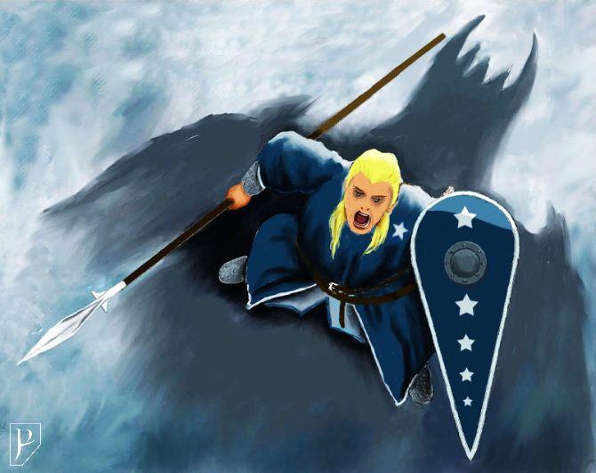 Gil-galad, Elven-king