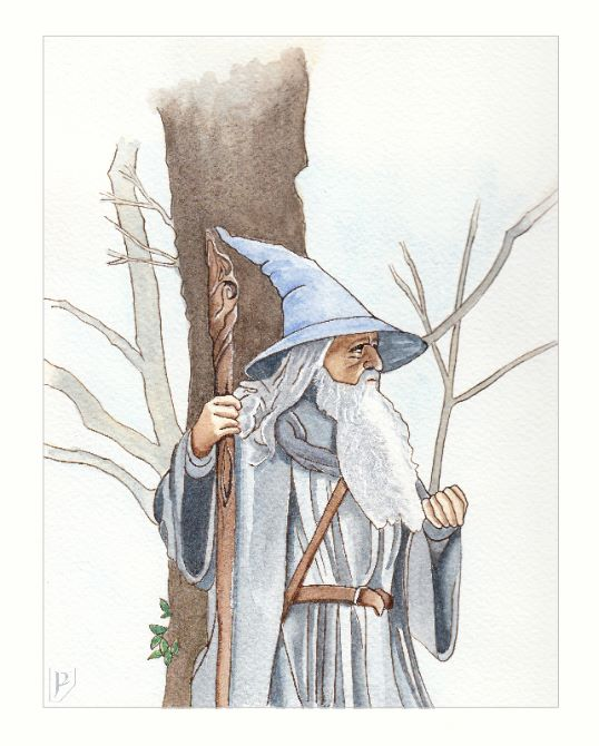 The Grey Pilgrim