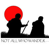 Not All Who Wander ...