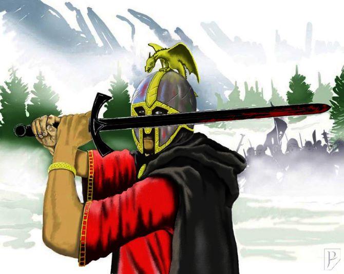 Turin the Black Sword