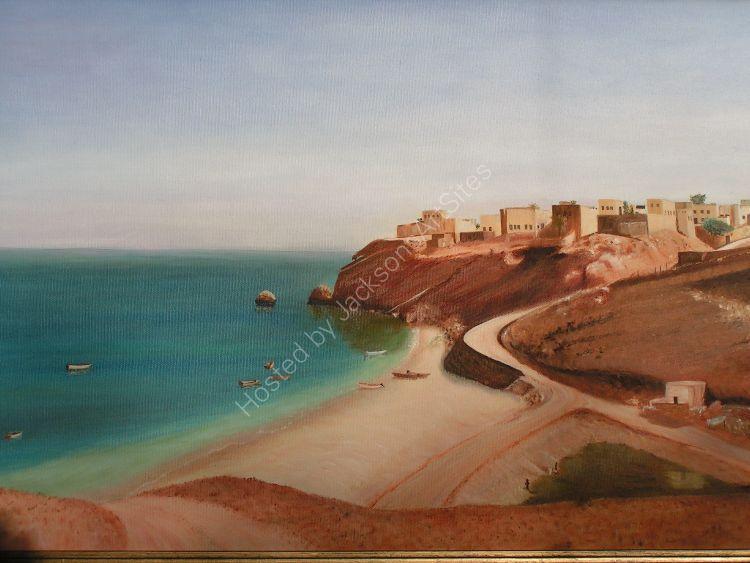 Shaab Village, Oman