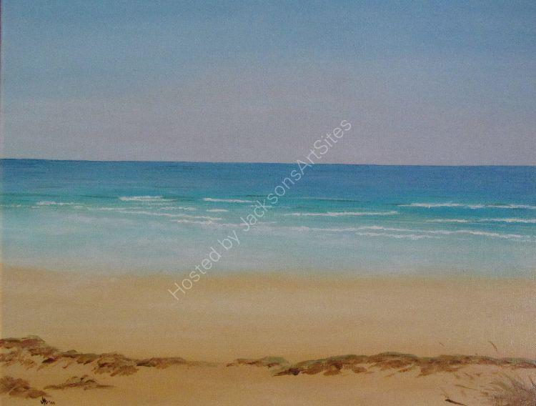 """""""Our"""" Beach, Tiwi, Oman"""