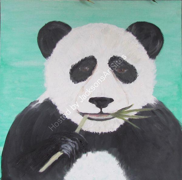 Charlie's Panda