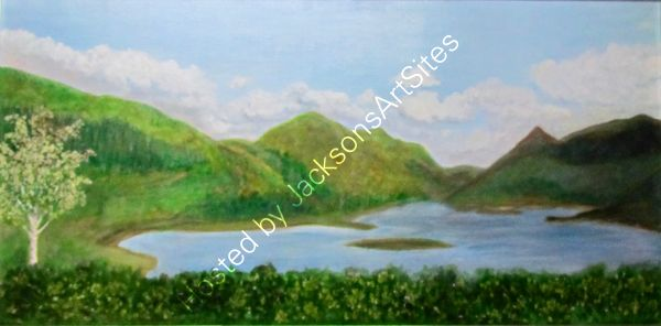Loch Leven and Pap of Glencoe