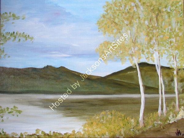 Loch Rannoch, south side