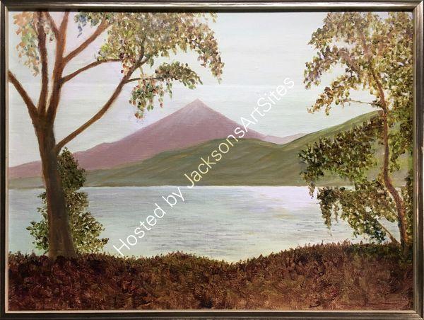 Schiehallion and Loch Rannoch