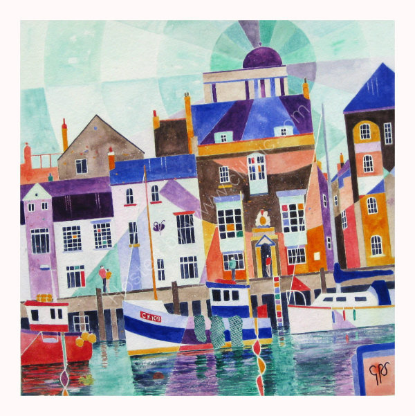 Quayside Colours, Weymouth