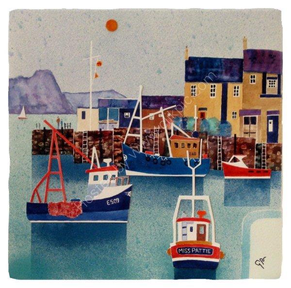 Quayside and Coast, Lyme Regis