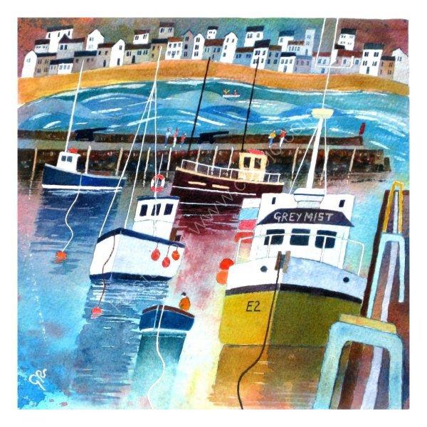 Refuge from the Storm, Lyme Regis