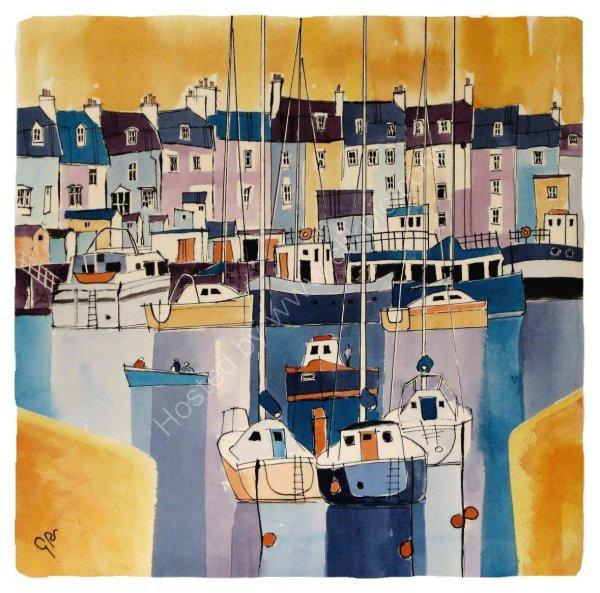 Tall Masts at Weymouth