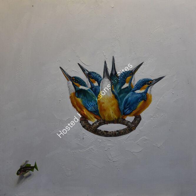 Kingfisher Crown