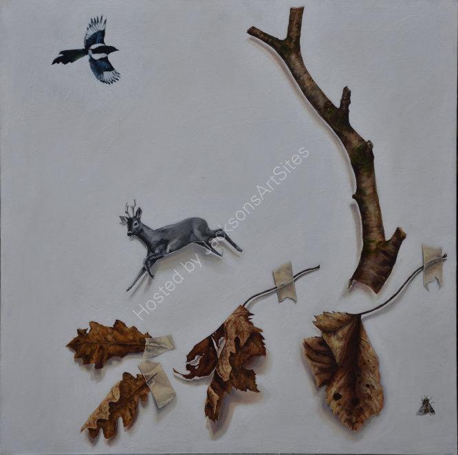Deer/fly