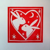 Love Bunnies (Red)