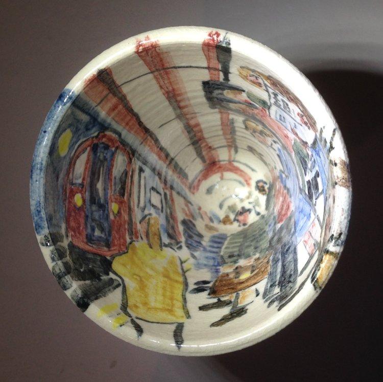 The Tube Vase I
