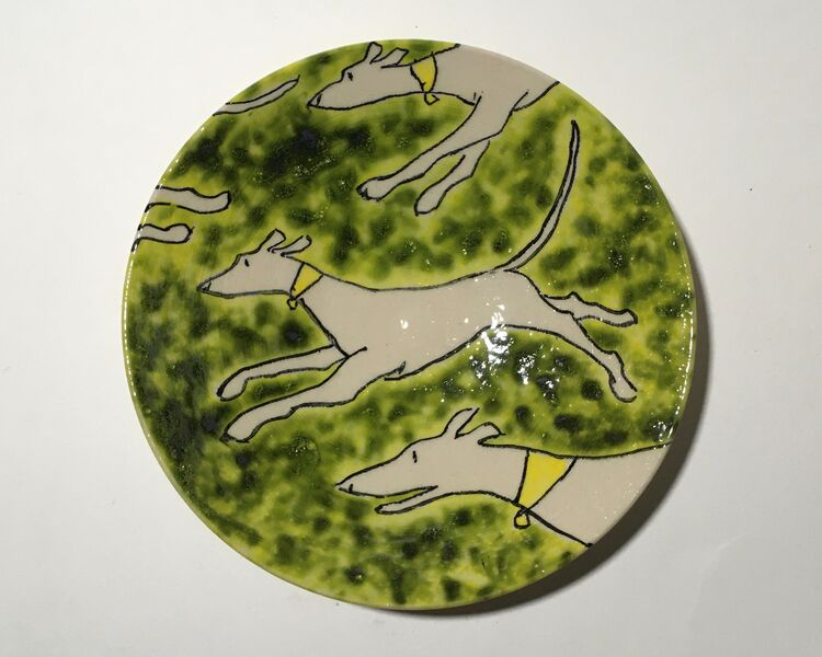 Longdogs running II