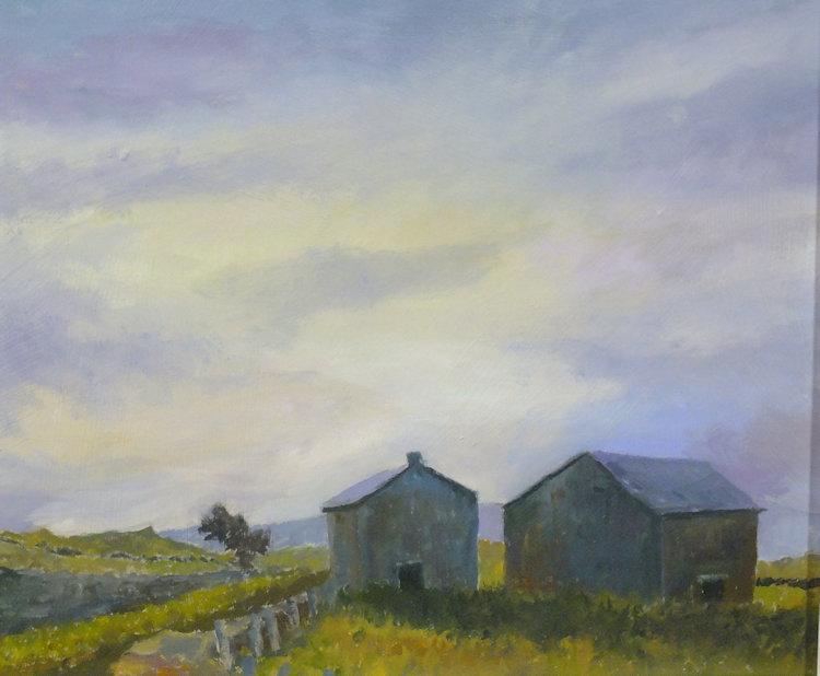 Derelict Farm nr Hawes