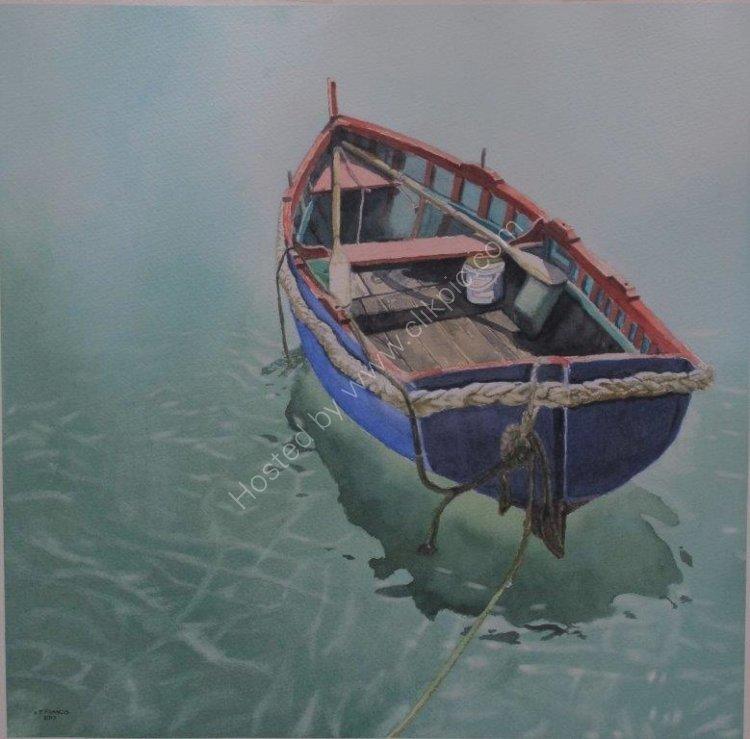 Fishing Boat Tender