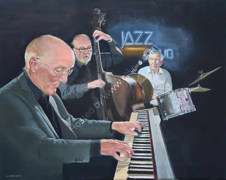 Men who know real jazz
