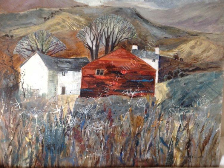 Old Barn In the Dales