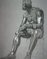 The Greek Boxer