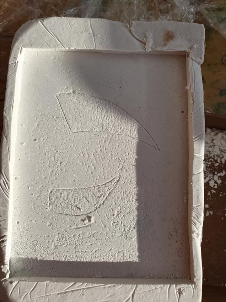 kiln resistant mould