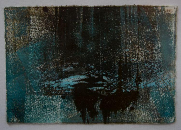 weather monoprint 6x4 in 01 04