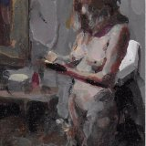 Nude bedsit large 2017 5by8cm