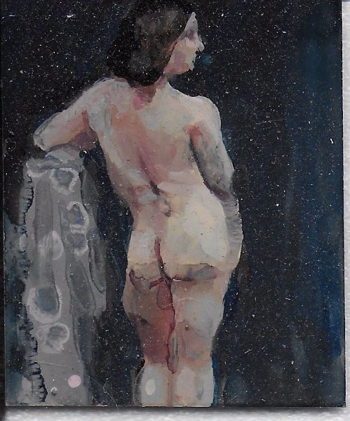 Nude tiny 2017 3by4cm