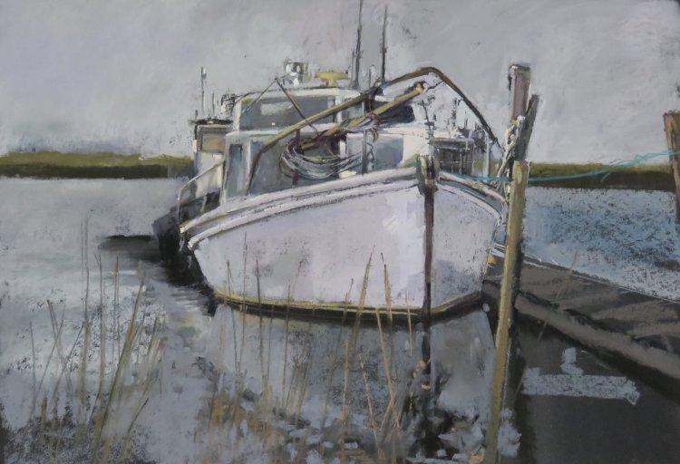 White Hull - Strahan Tasmania  - SOLD