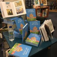 Oxford Art Book launch