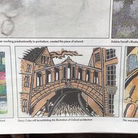 Hertford Bridge in the Oxford Mail