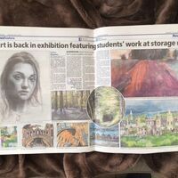 Oxford Mail Feature
