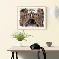 Hertford bridge room