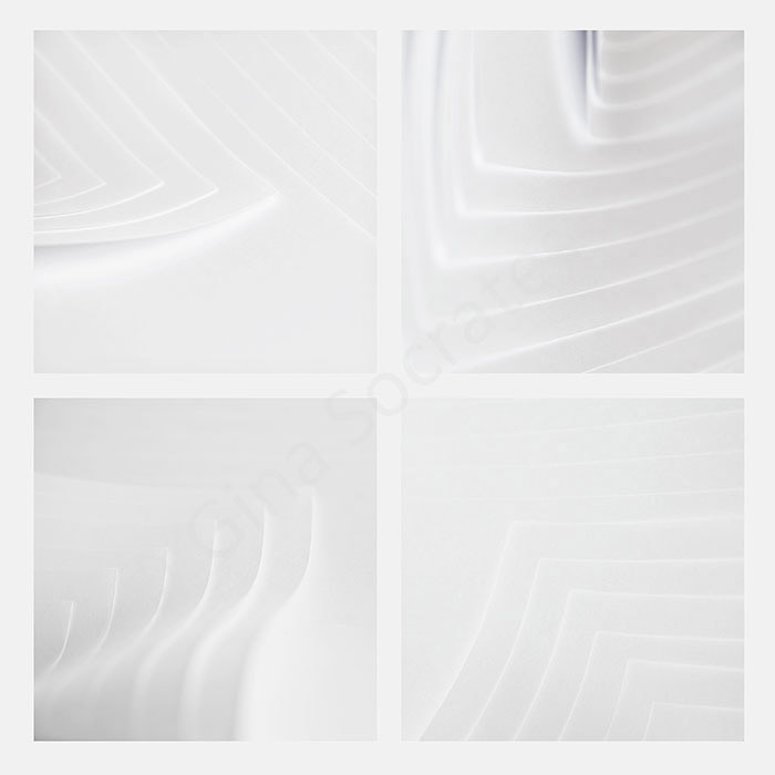 Simply White Paper - Layout sample 01