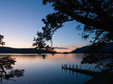 Night Sky at Lakeside