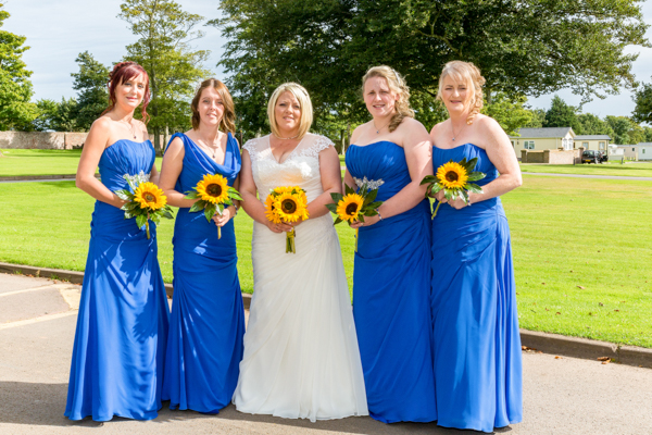 Caroline & Murry wedding at Seaton Sands Arbroath