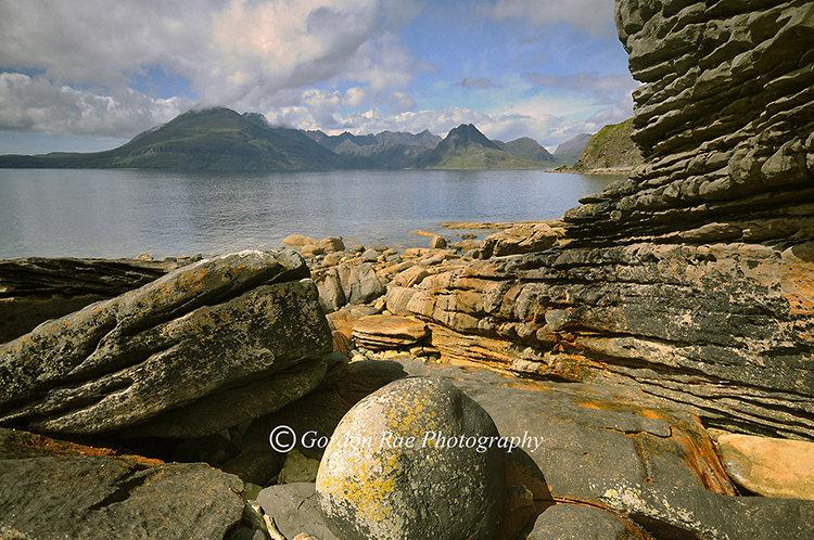 Cuillin Ridge from Elgol, Isle of Skye